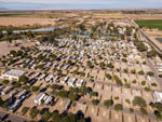 View larger image of Magnificent aerial view at RIO BEND RV  GOLF RESORT image #12