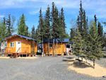View larger image of A couple of the camping cabins at TOK RV VILLAGE  CABINS image #5