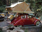 View larger image of VW camping at TOK RV VILLAGE  CABINS image #8