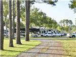 View larger image of Trailers and RVs camping at STAGECOACH RV PARK image #11