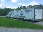 View larger image of Race car trailer at CULLMAN CAMPGROUND image #8
