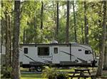 View larger image of Trailers camping at CLOVER LEAF FOREST RV RESORT image #1