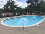 View larger image of Swimming pool at WANDERLUST RV PARK image #7