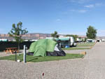 View larger image of Tents and trailers camping at JUNCTION WEST RV PARK image #5