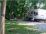 View larger image of Trailers camping at COOPER CREEK RESORT  CAMPGROUND image #4