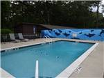 View larger image of Sign at entrance to RV park at TALLAHASSEE RV PARK image #1
