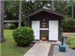 View larger image of Swimming pool with outdoor seating at TALLAHASSEE RV PARK image #3