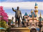 View larger image of The statue of Walt Disney at Disneyland nearby at FAIRPLEX RV PARK FORMERLY LOS ANGELESPOMONA KOA image #3