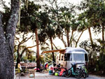 View larger image of Trailer camping at HILTON HEAD HARBOR RV RESORT  MARINA image #12