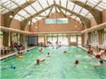 View larger image of Indoor pool at MT HOOD VILLAGE RESORT image #3