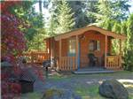 View larger image of Cabin with deck at MT HOOD VILLAGE RESORT image #7