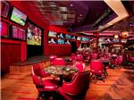 View larger image of Dining area at CARSON VALLEY RV RESORT  CASINO image #7