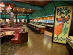 View larger image of Spacious diner at CARSON VALLEY RV RESORT  CASINO image #9