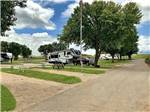 View larger image of Sign at the park entrance at ELK CREEK RV PARK image #6
