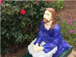 View larger image of Statue of Jesus at LEISURE ACRES CAMPGROUND image #8
