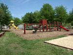 View larger image of Playground with swing set at CHERRY HILL PARK image #11