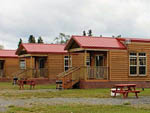 View larger image of Cabins with decks at ALASKAN ANGLER RV RESORT  CABINS image #6
