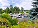 View larger image of Trailers and RVs camping at PORTLAND FAIRVIEW RV PARK image #6