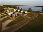 View larger image of RV parked at TOM SAWYERS RV PARK image #1