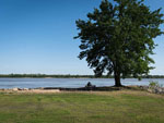 View larger image of Lake view at TOM SAWYERS RV PARK image #10