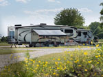 View larger image of Trailers camping at TOM SAWYERS RV PARK image #11