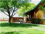 View larger image of Log Cabin lodge at WILLOWWIND RV PARK image #8