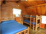 View larger image of Aerial view over campground at MEMPHIS GRACELAND RV PARK  CAMPGROUND image #3