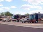 View larger image of RVs camping at MISSION VIEW RV RESORT image #12
