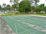 View larger image of Shuffleboard courts at SUNSHINE TRAVEL RV RESORT image #4