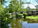 View larger image of Trailers and RVs camping at LAKE AIRE RV PARK  CAMPGROUND image #4
