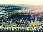 View larger image of Magnificent aerial view at THE OLD BARN RESORT image #1