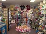 View larger image of Gift shop at WOLFIES CAMPGROUND image #6