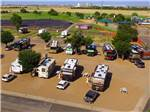 View larger image of Magnificent aerial view at BIG TEXAN RV RANCH image #6