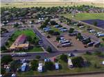 View larger image of Amazing aerial view over resort at BIG TEXAN RV RANCH image #8