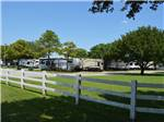 View larger image of Laundry room with washers and dryers at TRADERS VILLAGE RV PARK image #7