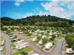 View larger image of Another aerial view of the park at BROOKHOLLOW RV PARK image #8