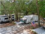 View larger image of Trailers camping at COMPASS RV PARK image #4