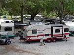 View larger image of Many RV towable units at COMPASS RV PARK image #5