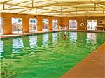 View larger image of Indoor pool at TWENTYNINE PALMS RESORT RV PARK AND COTTAGES image #5