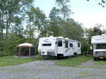 View larger image of Trailers and RV camping at NIAGARA FALLS CAMPGROUND  LODGING image #4