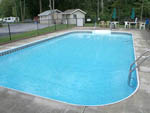 View larger image of Swimming pool at campground at NIAGARA FALLS CAMPGROUND  LODGING image #5