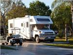 View larger image of RV parked at NORTH LAKE ESTATES RV RESORT image #6