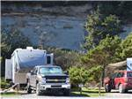 View larger image of Trailers camping at OCEANSIDE BEACHFRONT RV RESORT image #1