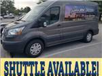 View larger image of Large gray multi passenger shuttle van at CAHOKIA RV PARQUE image #11
