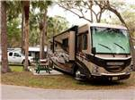 View larger image of RVs and trailers at campground at NAPLES RV RESORT image #3