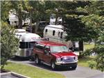 View larger image of Trailers camping at RIVERWALK RV PARK  CAMPGROUND image #7