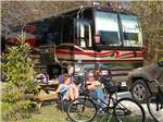 View larger image of Trailer and tent camping at THE CAMPGROUND AT JAMES ISLAND COUNTY PARK image #2
