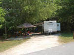View larger image of Trailer camping at THE CAMPGROUND AT JAMES ISLAND COUNTY PARK image #12