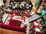 View larger image of Holiday store with Christmas items at SANTA CLAUS HOUSE image #2