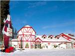 View larger image of Santa at bakery at SANTA CLAUS HOUSE image #4